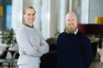 Markus ja Jaakko mallintavat finanssimaailman ilmiöitä EY:llä kansainvälisten huippuasiantuntijoiden kanssa