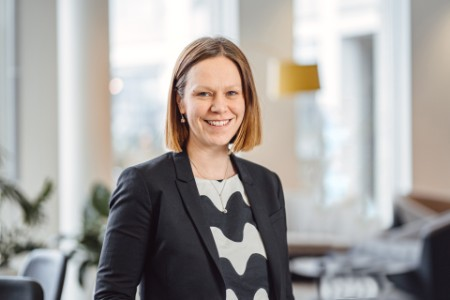Aino Romo - EY-Parthenon, Head of Restructuring Finland, Senior Manager
