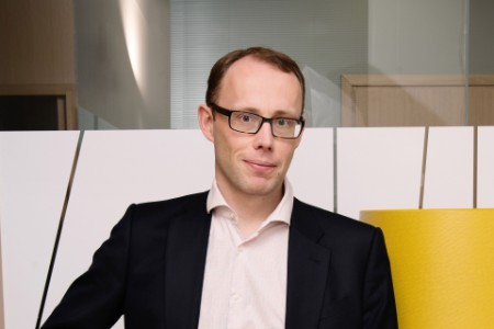 Anders Svennas - EY Finland, Audit, EY Private, Partner