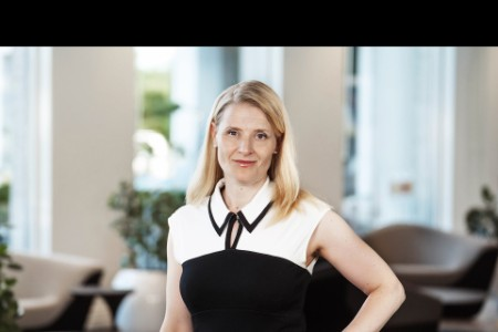 Eva Tuominen – Partner, Consulting, People Advisory Services, EY Suomi