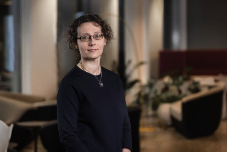 Katariina Kaskimies - EY Finland, Assurance, Associate Partner