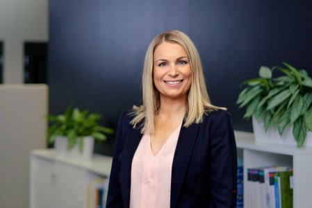Satu Nieminen - EY Finland, Assurance, Senior Manager, KHT