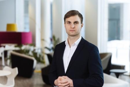 Teemu Vuorinen - Manager, Consulting, Finance, EY Finland