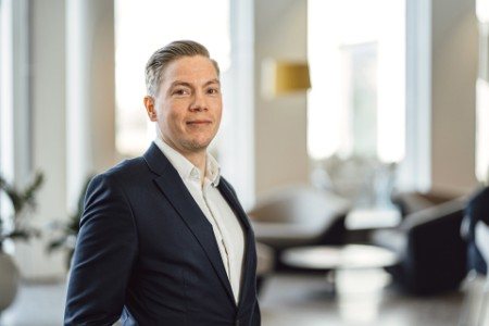 Ville Walta - EY Finland, Law, Legal Counsel