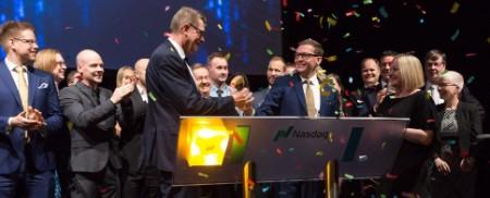 Fodelia listautui EY:n avustuksella menestyksekkäästi ja nopeasti First Northiin