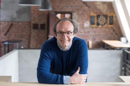 Gregory Blondeau, CEO de Proxyclick