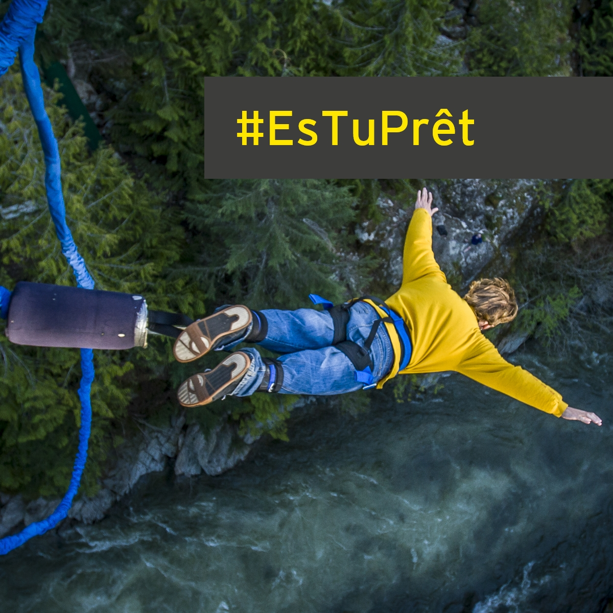 #EsTuPrêt