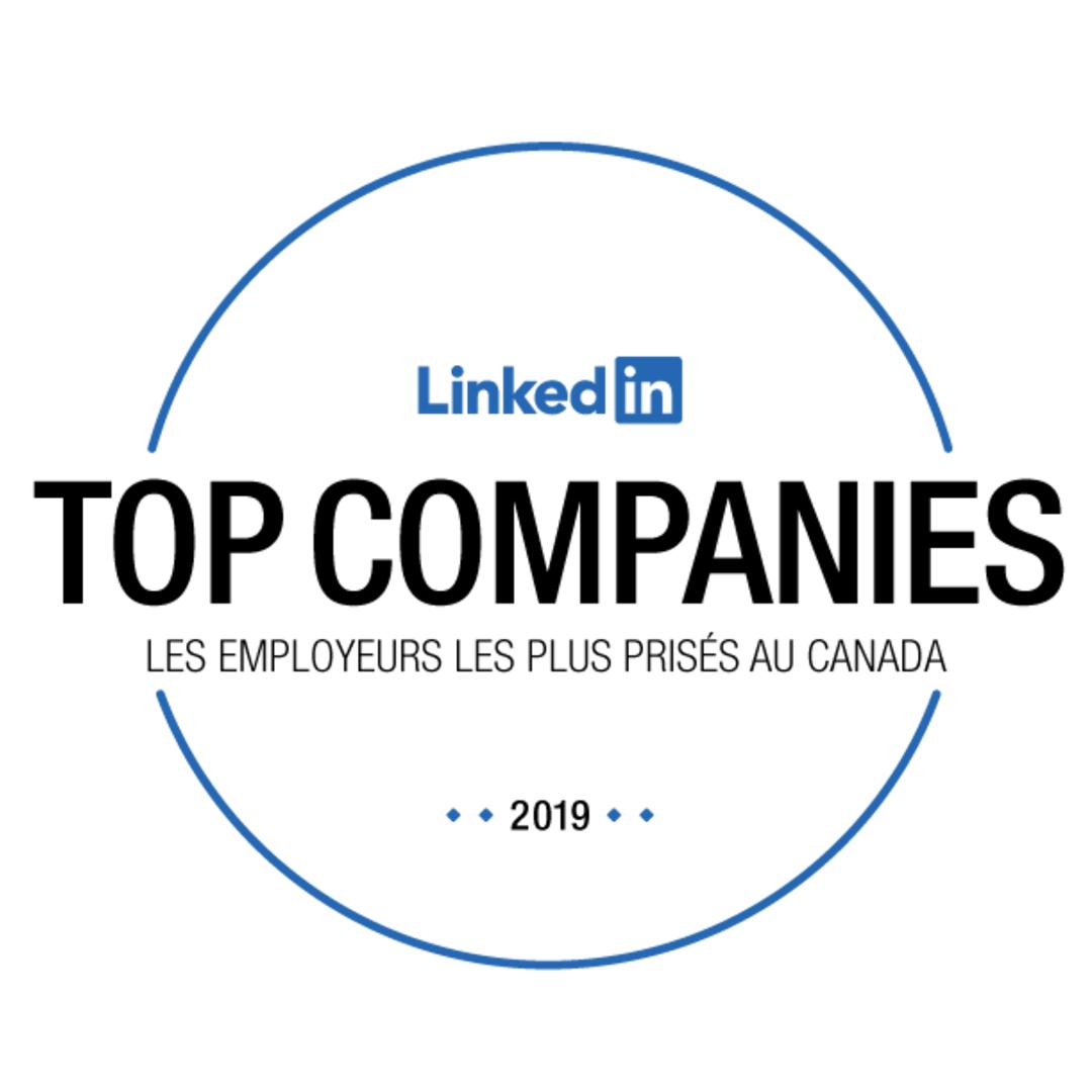 EY − LinkedIn − Meilleures sociétés