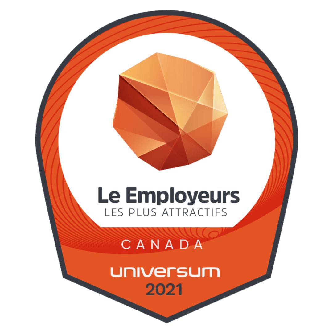 EY − Universum − Employeurs les plus attrayants