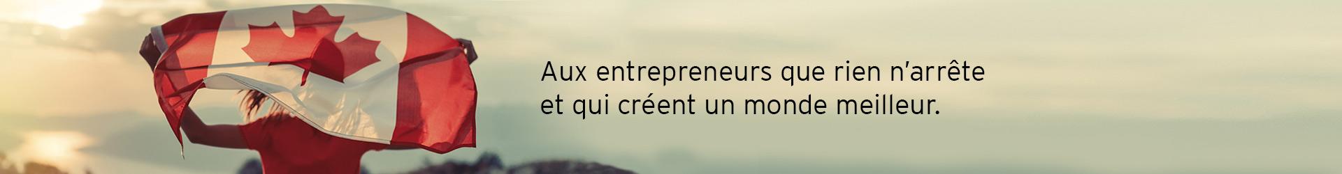 Aux entrepreneurs que rien n'arrête et qui créent un monde meilleur.