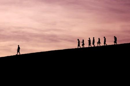 ηγέτης, κοινωνικό σύνολο
