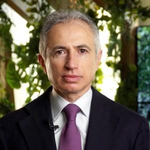 Photographic portrait of Donato Ferri