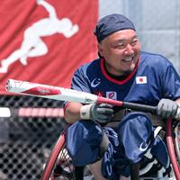 EY Japan パラ・デフアスリート 平井 修 / Osamu Hirai (競技:車いすソフトボール、車いすツインバスケットボール)