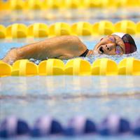 EY Japan パラ・デフアスリート 加藤 作子 / Sakuko Kato (競技:パラ水泳)