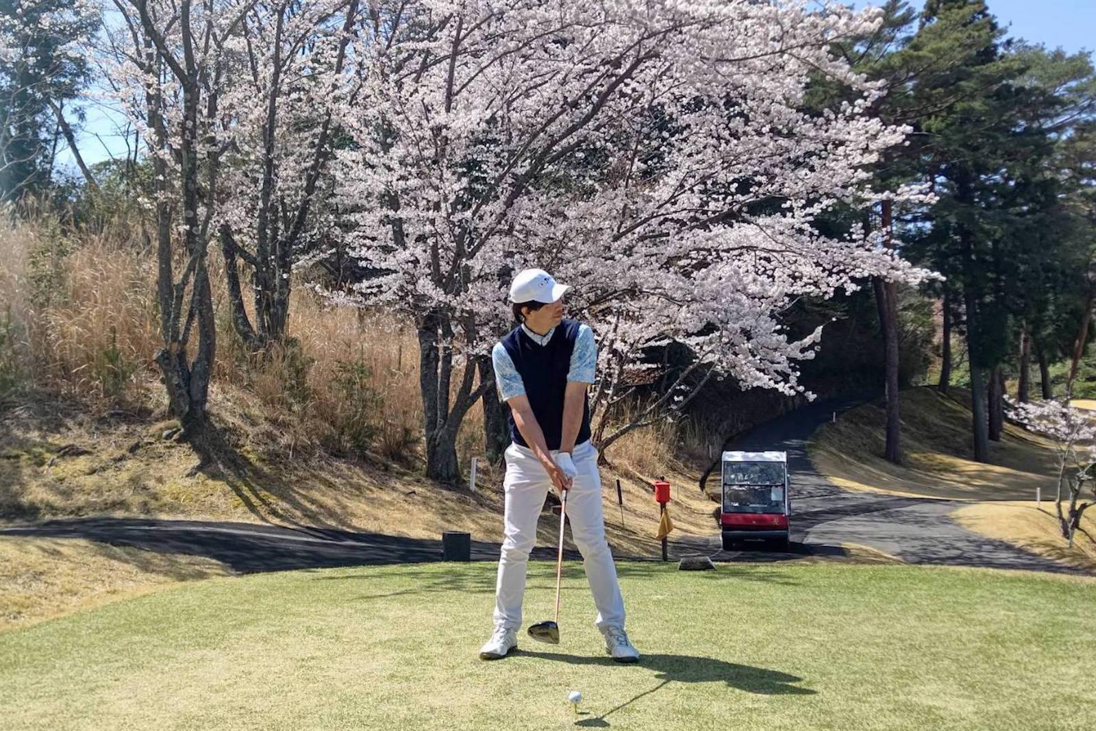 EY Japan パラ・デフアスリート 岩崎 善徳 / Yoshinori Iwasaki (競技:デフゴルフ)