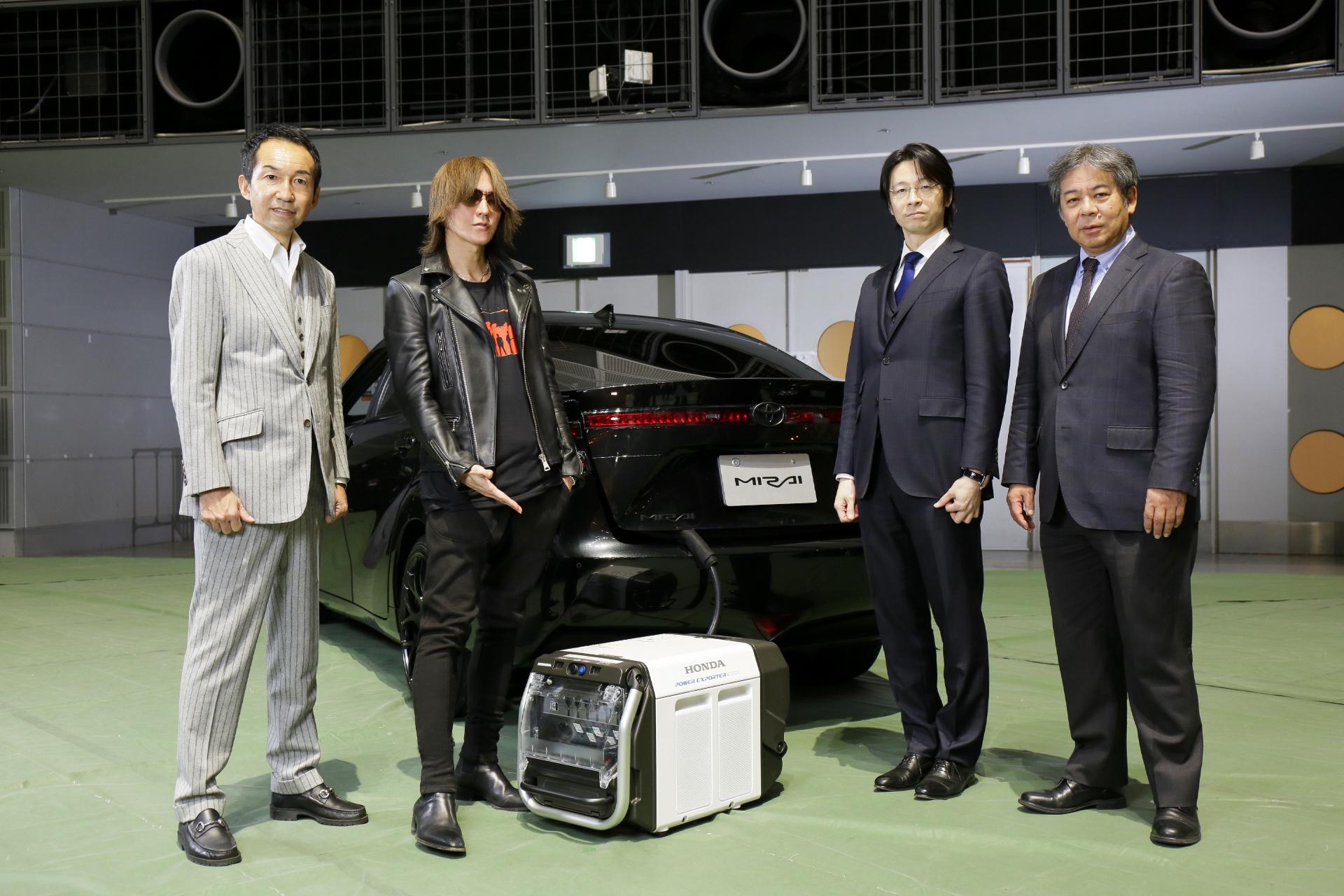 EY Japan、低炭素社会実現の加速を推進 世界的ロックバンドU2と連携し水素コンサートを実現(JPG)