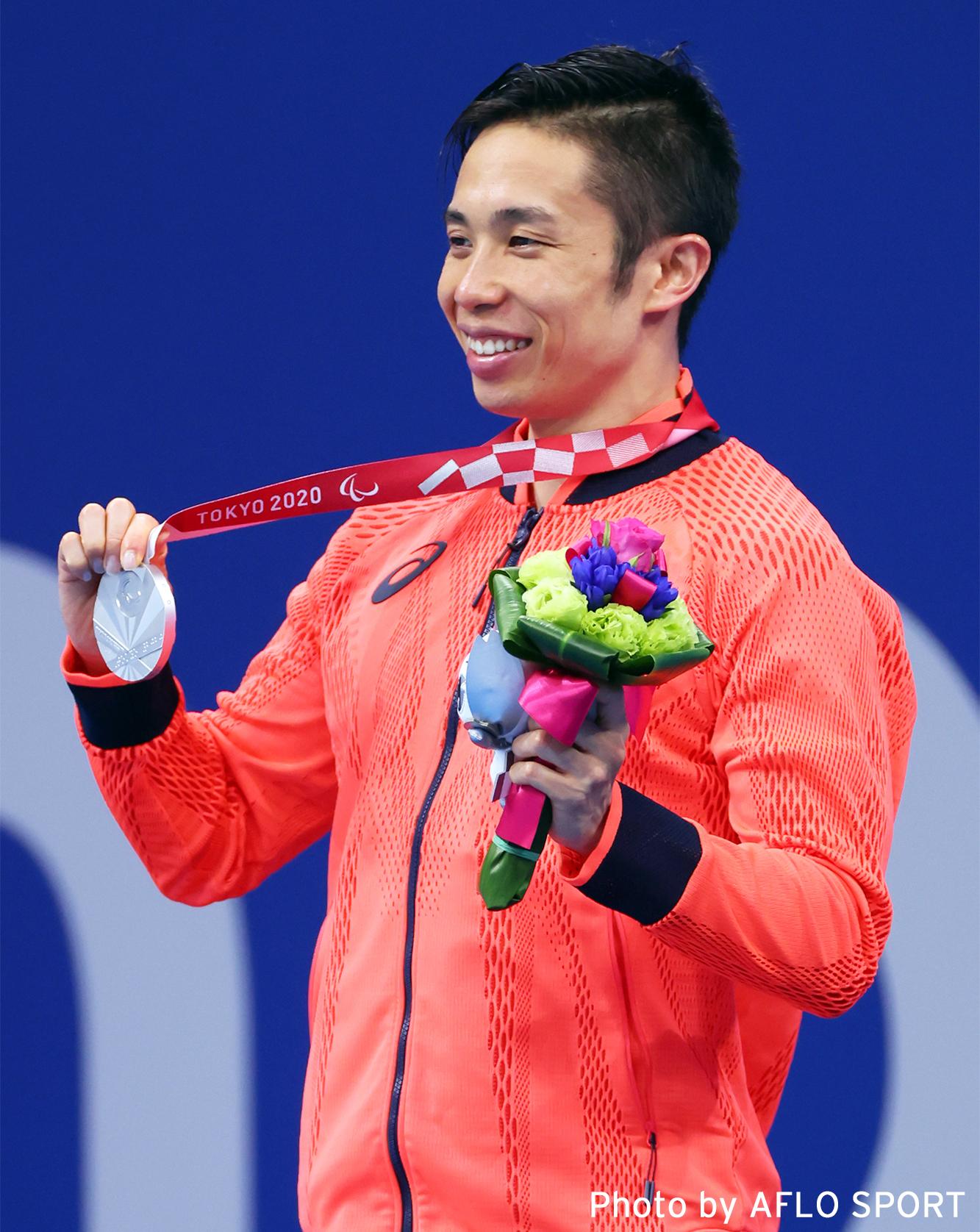 EY Japan所属 富田宇宙選手の東京2020パラリンピック銀メダル獲得のお知らせ