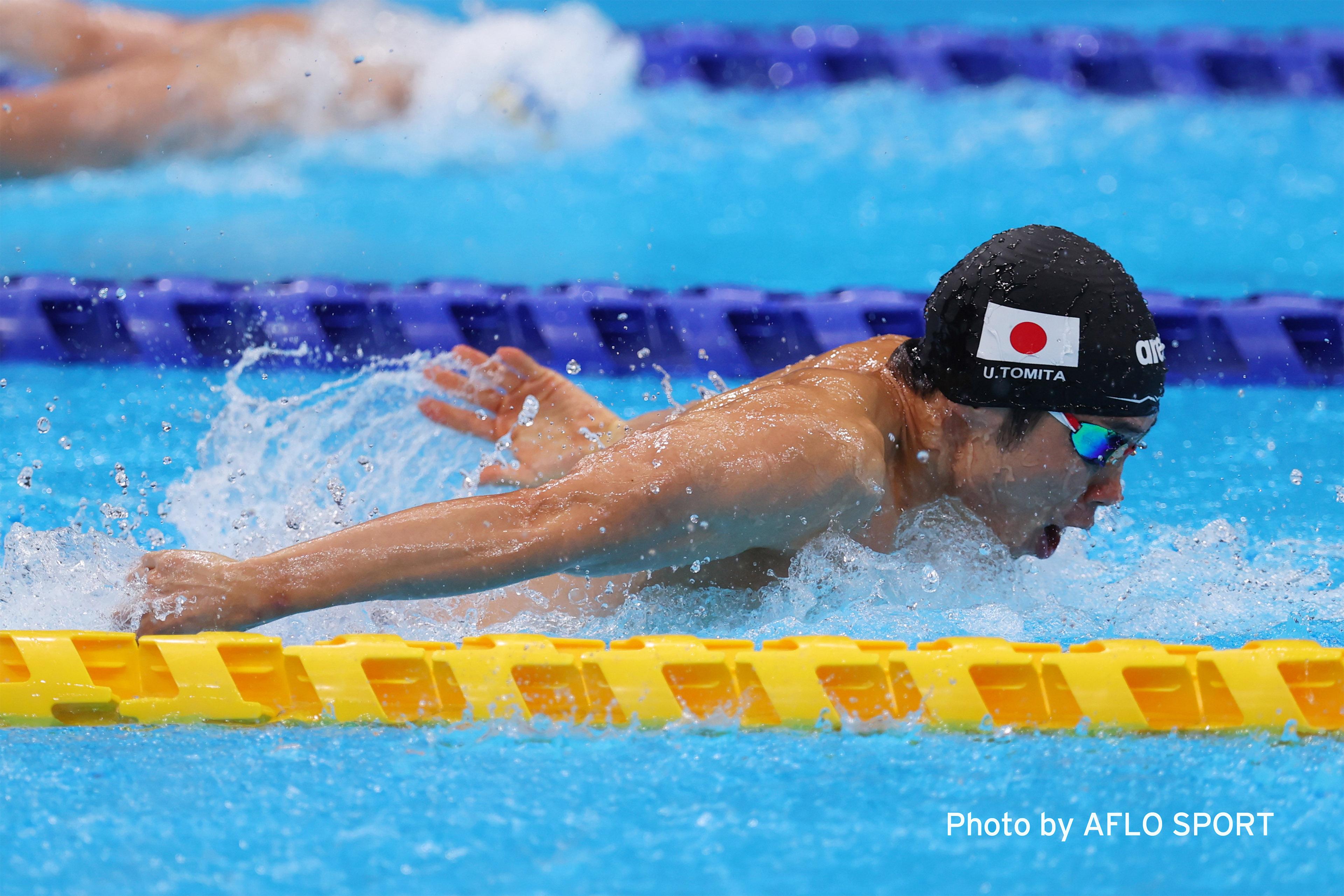 EY Japan所属 富田宇宙選手の東京2020パラリンピック銅メダル獲得のお知らせ