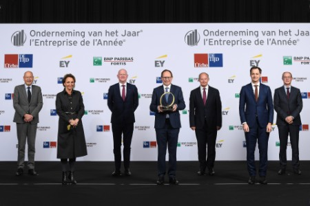Stow is Onderneming van het Jaar 2020, Robovision wint Scale-up van het Jaar