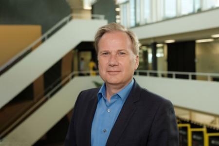 Portretfoto Henk Slaats