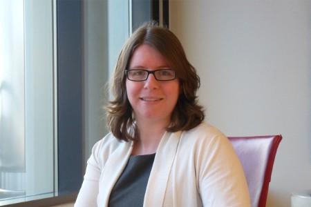 Portretfoto Ilona van den Eijnde
