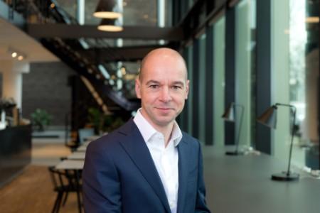 Portretfoto Marc van der Goot
