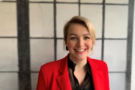Portretfoto Marijn van Beek