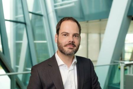 Portretfoto Mark van der Geld