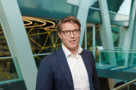 Portretfoto Martin Buitenhuis