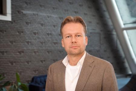 Portretfoto Michel van Wijk