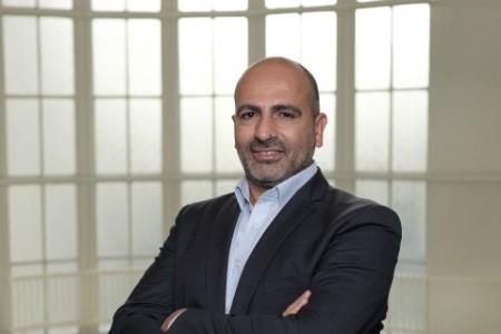 Portretfoto Sliman Abu Amara