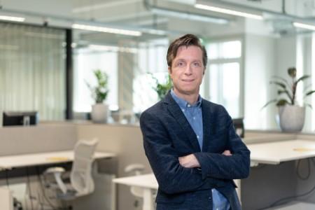 Portretfoto Charlie Bruijsten