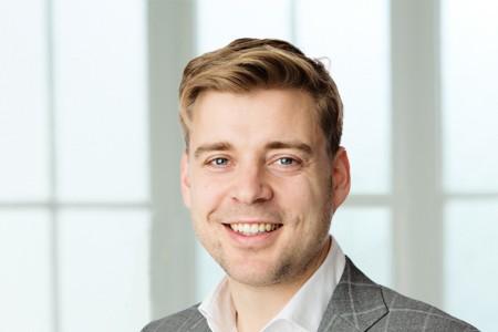 Portretfoto Diederick Theunissen