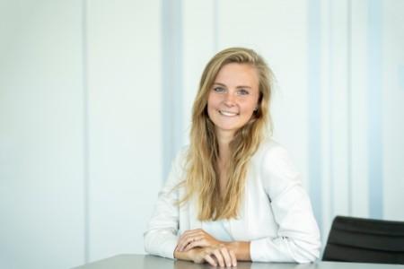 Portretfoto Evelien van Niekerk