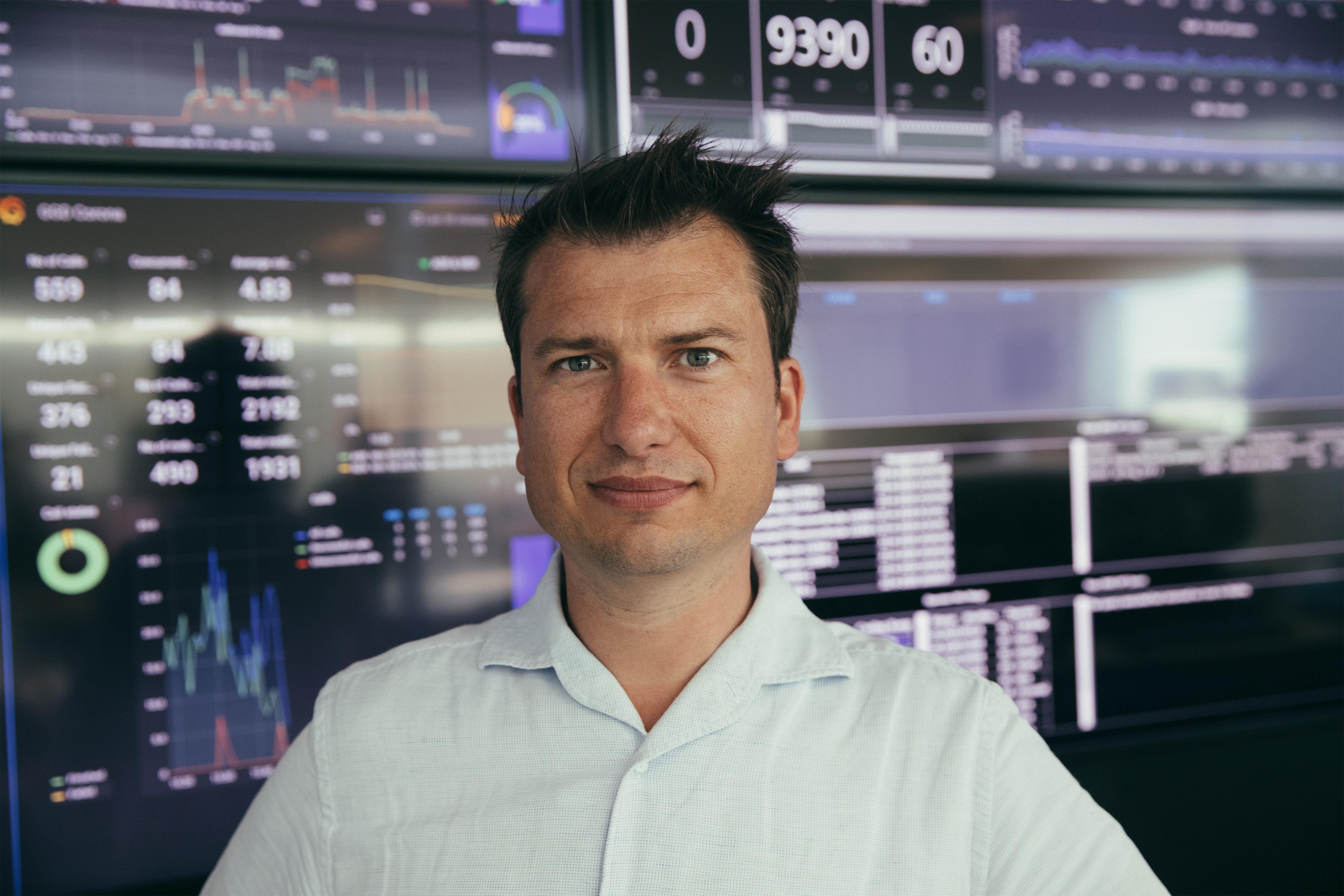 Jeroen van Glabbeek, CEO en oprichter CM.com | EOY