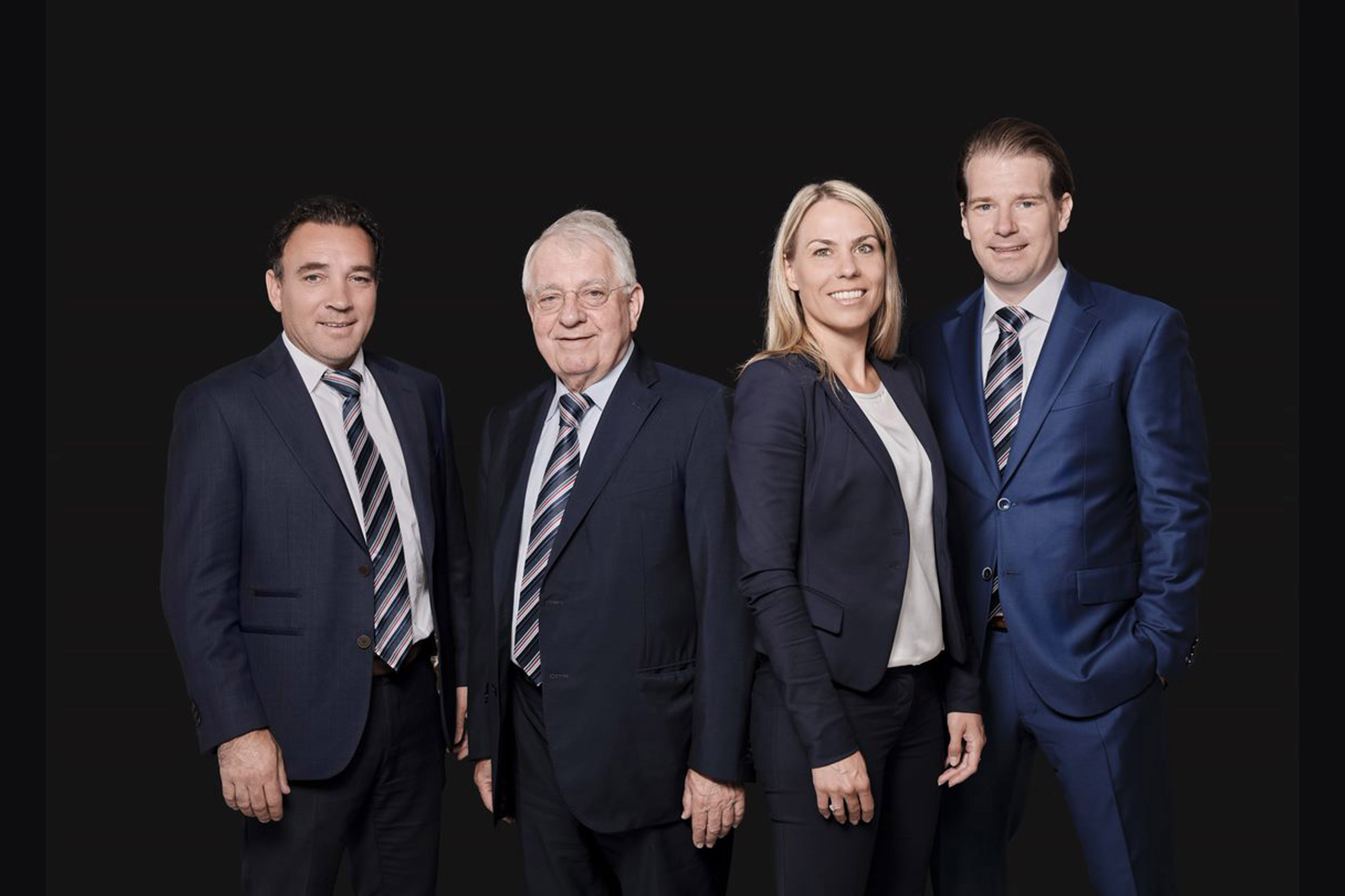 Familie Van der Leegte
