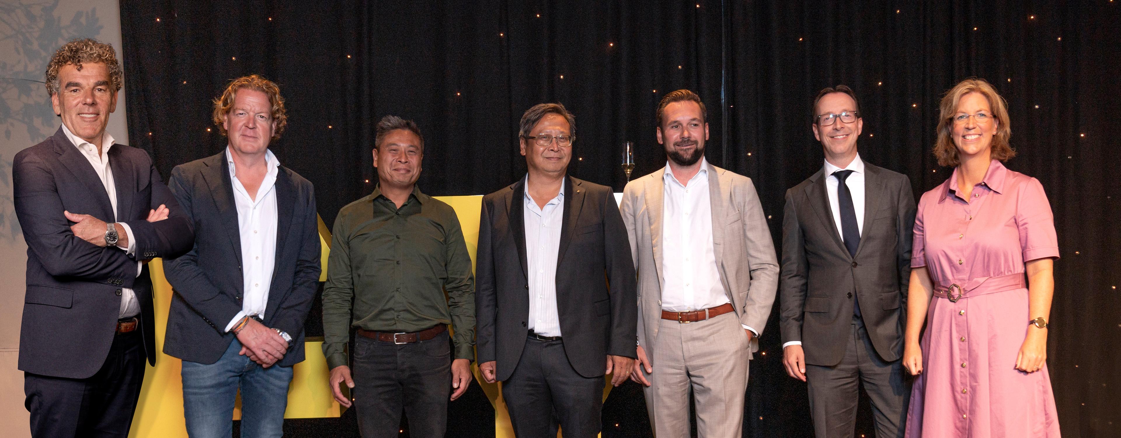 EOY 21 - Finalisten in de categorie EY Entrepreneur Of The Year 2021