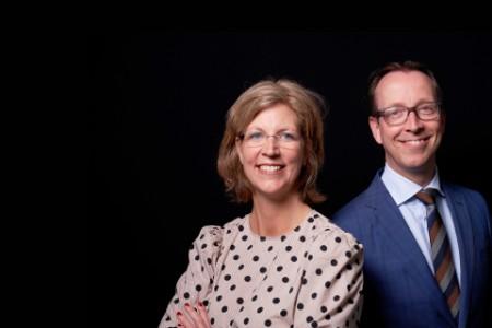 Henri en Jeannette Veldsink