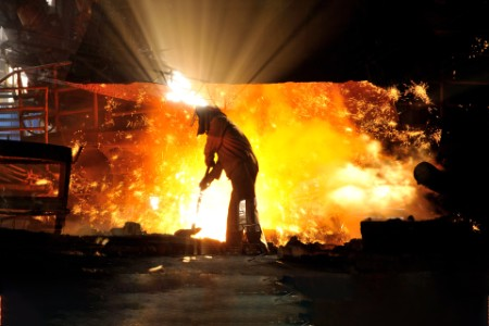 Met een nieuwe combinatie van technologieën kun je vervuild staal geschikt maken voor hoogwaardig hergebruik én geld verdienen.