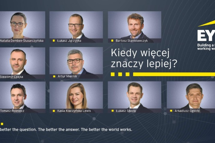 Przedstawiamy nowych Partnerów EY Polska