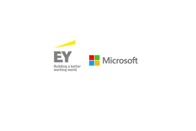 EY e Microsoft anunciam expansão de parceria