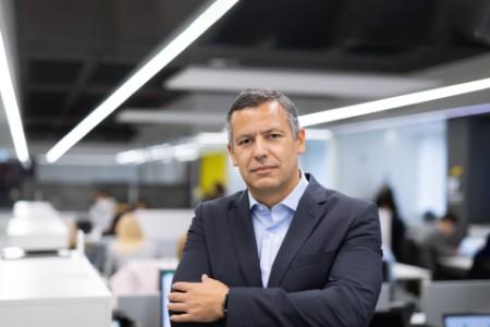 Retrato fotográfico de Miguel Trindade Rocha