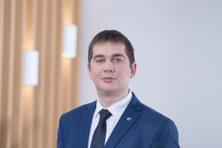 Photographic portrait of Andrey Ivanov