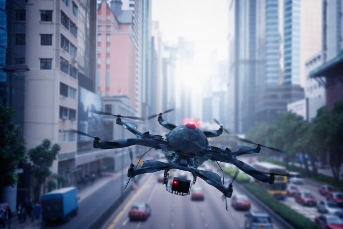 Развитие рынка беспилотных летательных аппаратов