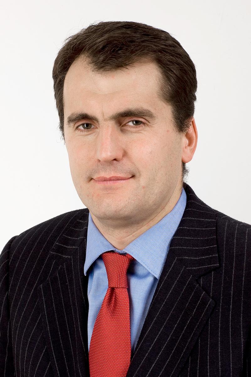 A photographic portrait of Dr. Jean-Paul Clozel