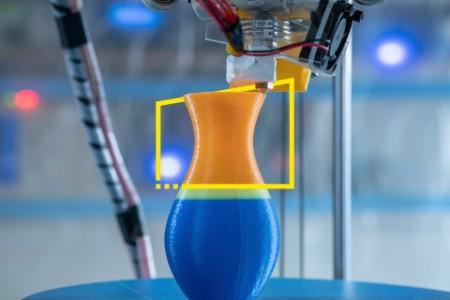 Печать кувшина на 3D принтере