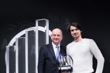 Фото победителей Российского этапа Международного конкурса предпрениматель года