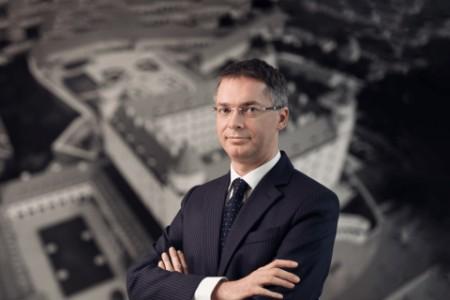 Photographic portrait of Dalimil Draganovský