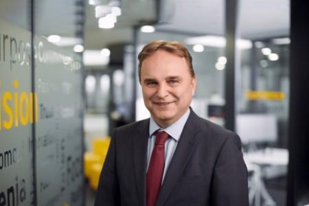 Portretna fotografija Janeza Uraniča