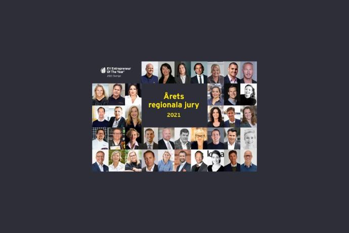 Med bara någon månad bort till den 26:e upplagan av EY Entrepreneur Of The Year är det dags att presentera våra regionala jurymedlemmar.